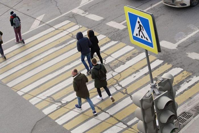 Что такое пешеходный переход