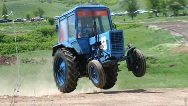 Что нужно чтобы поменять тракторные права