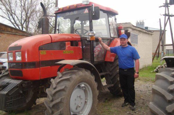 Когда требуется замена прав тракториста-машиниста